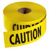1000 Ft. Yellow Barricade Tape-Caution