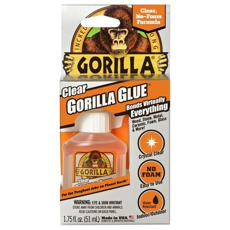 Clear Gorilla Glue 1.75 oz