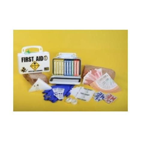 25# CONSTRUCTION FIRST AID KIT POLY