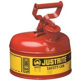 1GAL Type I  Safety Gas Can, Red