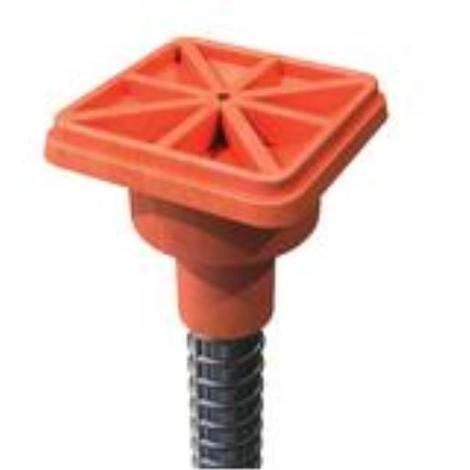 HEAVY DUTY REBAR CAP